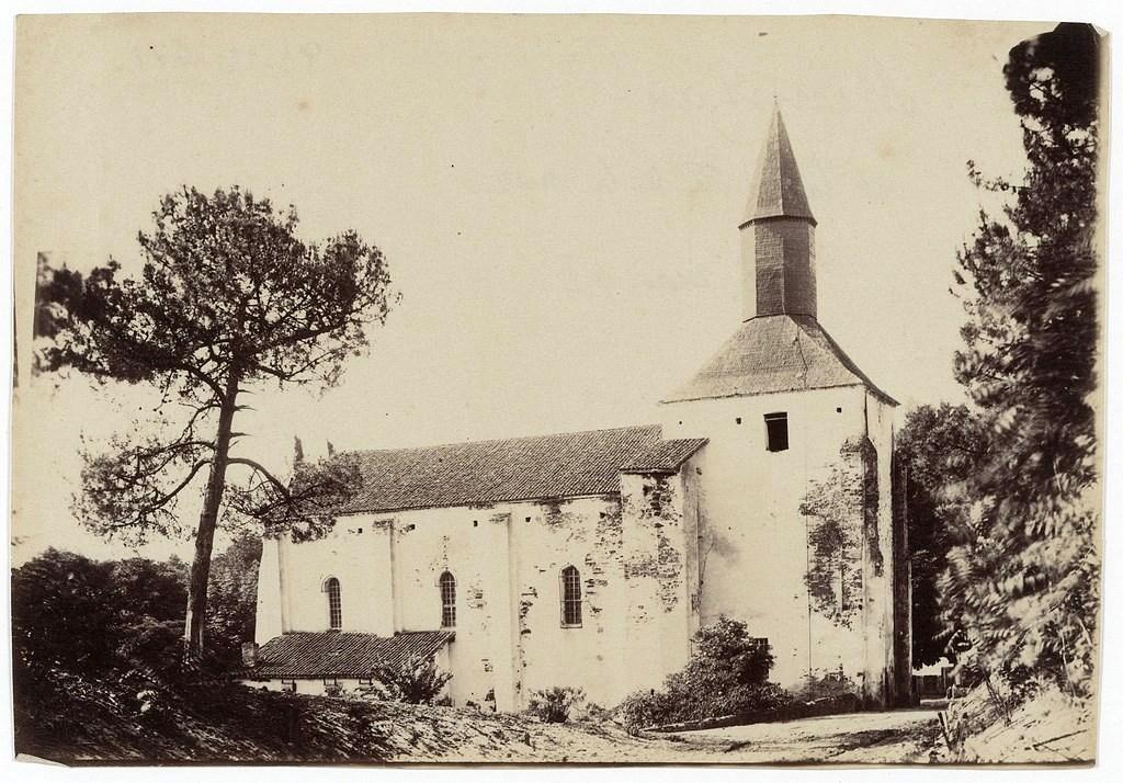 Abbaye ste marie mimizan felix arnaudin 1897 5 copie